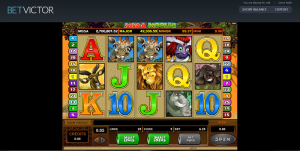 BetVictor Casino Mega Moolah Online Slot