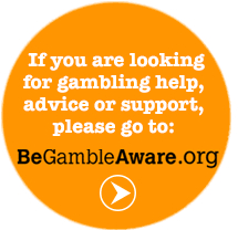 GambleAware - Please Gamble Responsibly